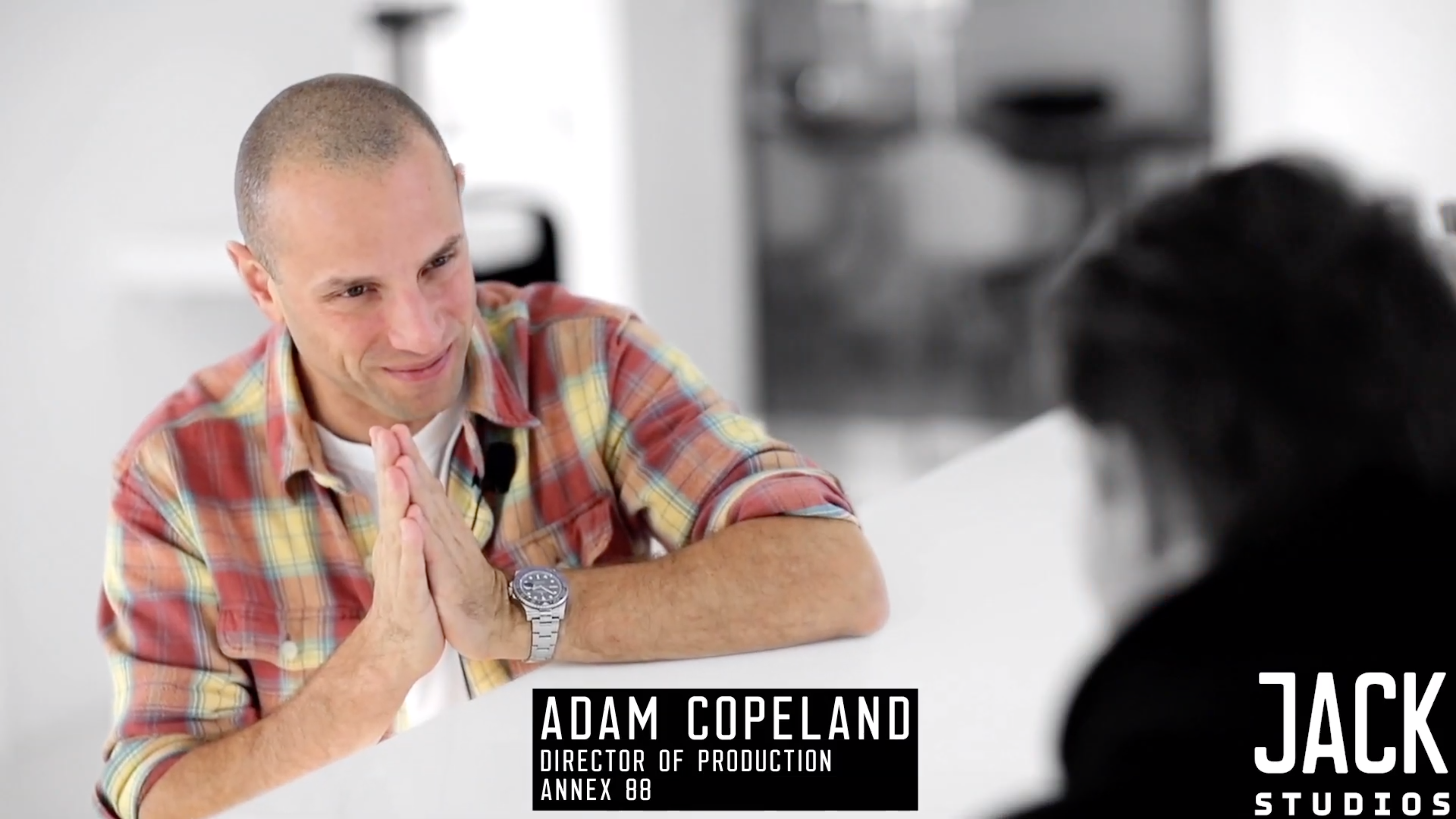 Cafe Talks Episode 3 with Adam Copeland